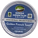 Green Mountain Coffee Golden French Toast Coffee Keurig K-Cups, 18 count