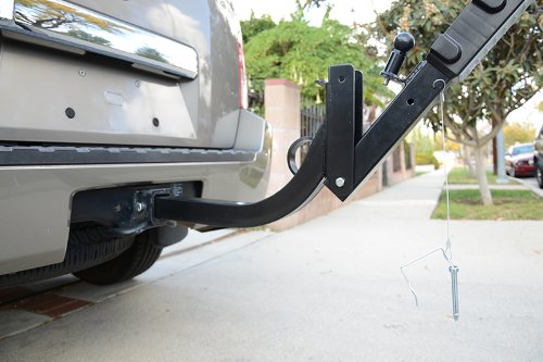 Allen Sports Premier Hitch Mounted 4-Bike Carrier for Vehicles with External Spare Tires by Allen Sports (Image #6)