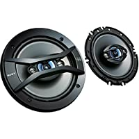 SONY XS-R1645 540W 6.5 CAR AUDIO STEREO COAXIAL DOOR PANEL SPEAKERS SET