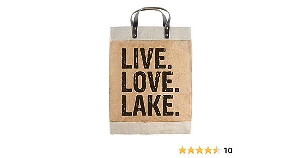 Love Felt Tote Bag Airboat Live