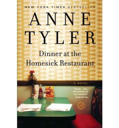 an analysis of dinner at the homesick restaurant a novel by anne tyler Vinegar girl by anne tyler  just as the little house itself appears in her novel dinner at the homesick restaurant  analysis in tyler's own words,.