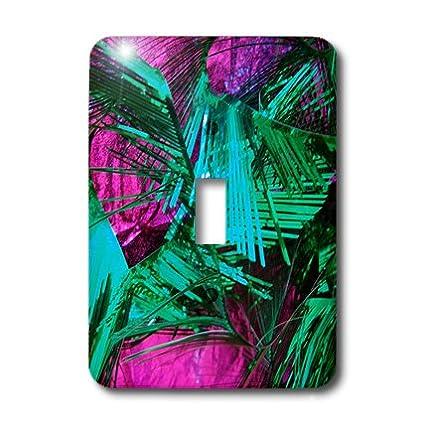 3dRose lsp/_16455/_1 Fuchsia Shine Toggle Switch