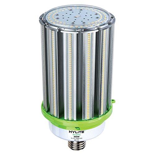 HyLite LED HL-OC-200W-E39-50K Omni-Cob Lamp, 1000W HID Eq...