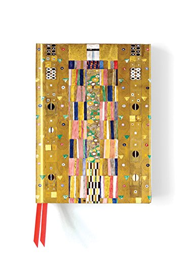 Klimt: Stoclet Frieze (Foiled Journal) (Flame Tree Notebooks)