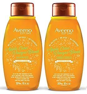 Amazon.com : Apple Cider Vinegar Blend Shampoo and