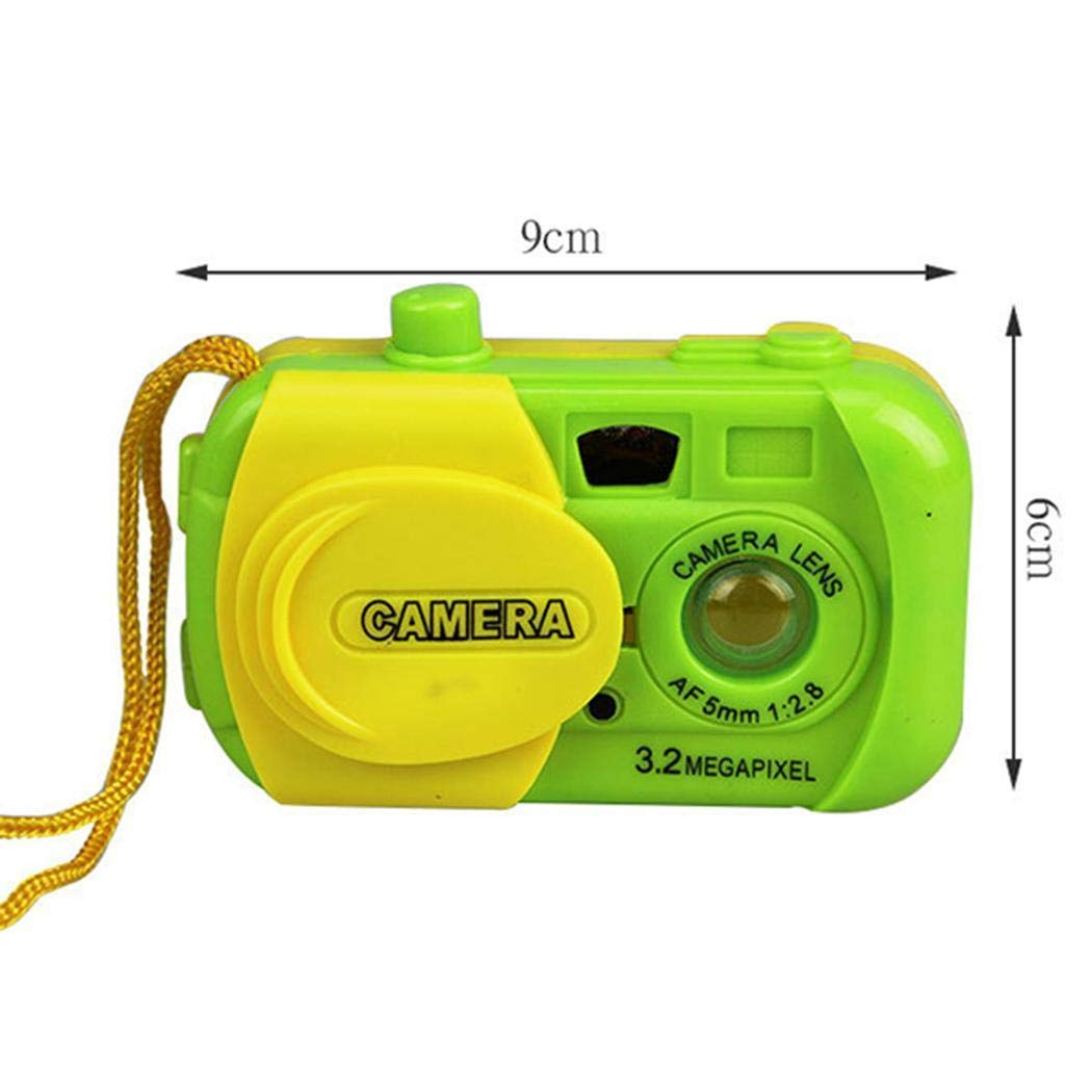 ThinIce Children Learning Study Projection Simulation Mini Camera Kids Educational Toy by ThinIce (Image #7)