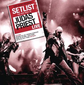 Pop CD, Setlist : The Very Best Of Judas Priest Live (Original Recording Remastered)[002kr] (The Very Best Of Judas Priest)