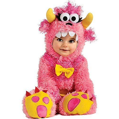 Pinky Winky Monster Infant Costume - 6-12 Months by Rubie's - Pinky Winky Costume