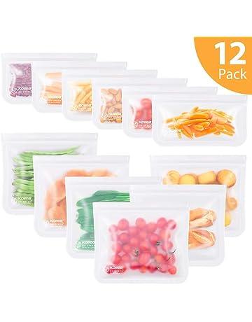 Bolsas para llevar comida y sándwiches | Amazon.es