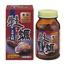 ORIHIRO Oyster Extract Grain 120tablets by ORIHIRO
