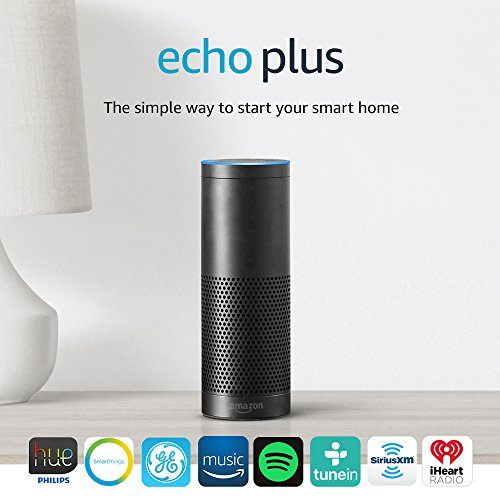 Echo Plus with built-in Hub – Black + Philips Hue Bulb included 51yHxp7DMSL  Home Page 51yHxp7DMSL
