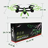 ABCsell 2017 1331S SKYHAWK Quadcopter Drone FPV With Real-Time Transmission