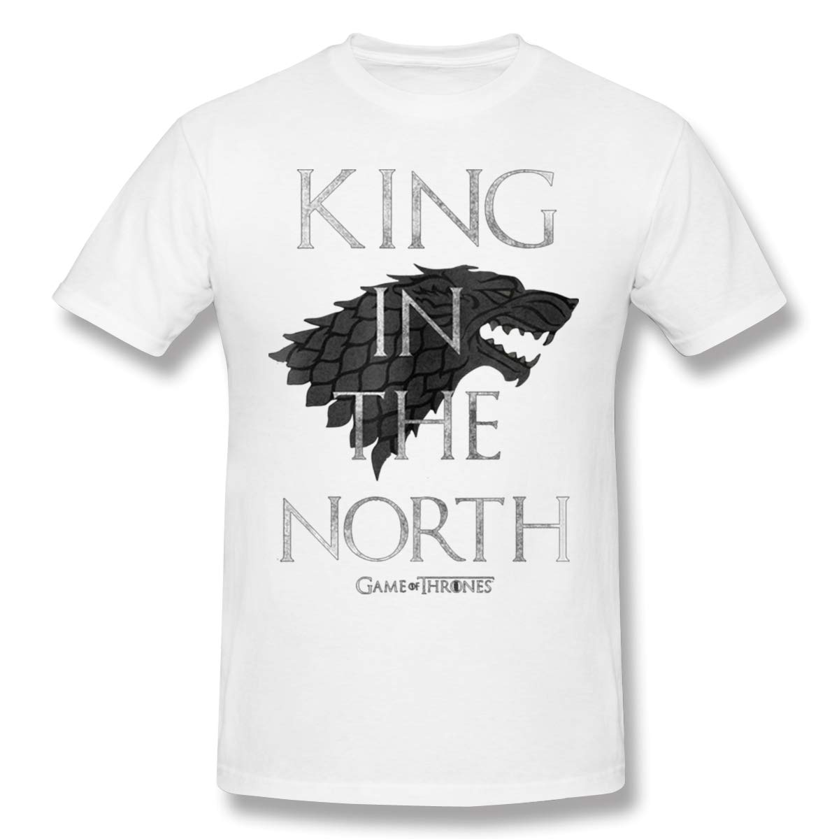 Ultra Soft King In The North Game Of Throne Tee 8049 Shirts
