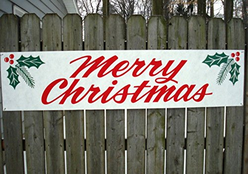 Homemade Victorian Christmas Crackers - 1Pc Bright Unique Merry Christmas Sign Indoor Screen Yard Decor Outdoor Waterproof Ornaments Vintage Door Holiday Home Decorations Village Party Xmas Decoration Wall Hanging Size 17