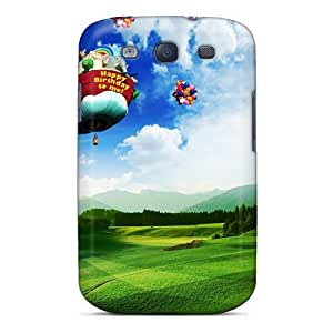 UFBrHHh5759LIGri Case Cover For Galaxy S3/ Awesome Phone Case