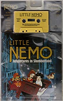 Little Nemo: Adventures in Slumberland (Read-along Storybook and Tape)