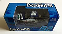 2001 Jimmie Johnson Excedrin PM Rookie RC Signed 1/64 Nascar Diecast Car (B) - Autographed Diecast Cars by Sports Memorabilia
