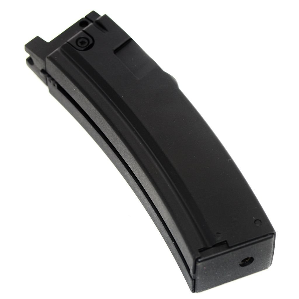 Airsoft Accessories WELL 22rd Mag Magasiner pour MP5K G55 Series GBB SMG