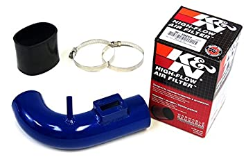 11 12 13 Ford Fiesta 1.6L Non Turbo azul shortram Filtro de admisión de aire