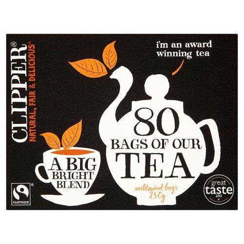 Clipper Teas - Everyday Tea Bags - 80 Bags