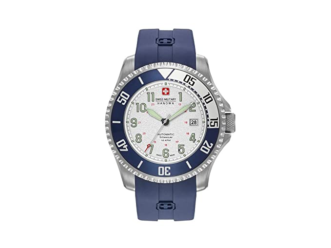 Image Unavailable. Image not available for. Colour  Swiss Military Hanowa  Automatic Triton ... 629abab8177
