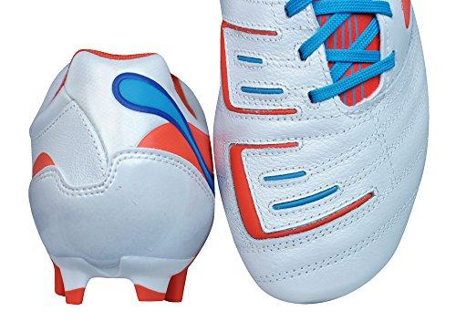Puma PowerCat 3 FG 102793 Herren Fußballschuhe weiß / orange