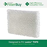 THF8 Lasko Humidifier Wick Filter. Fits Lasko Natural Cascade humidifier model #'s 1128, 1129, & 9930. Designed by AFB in the USA.