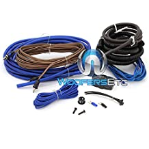 Soundstream WK‐40X Amplifier Installation Kit