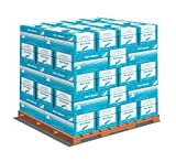 Hammermill Paper, Great White 30% Recycled Copy Paper, 20lb, 8.5 x 11, Letter, 92 Bright, 200,000 sheets/ 1 Pallet, 40 Cases (086700PLT)