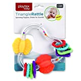 Health & Personal Care : Playtex Baby Triangle Rattle