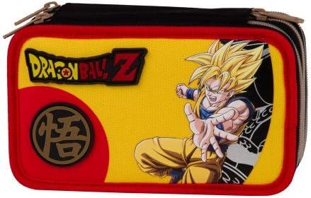 Giochi Preziosi - Auguri Preziosi 85980 Dragon Ball Z - Estuche de 3 Niveles: Amazon.es: Equipaje