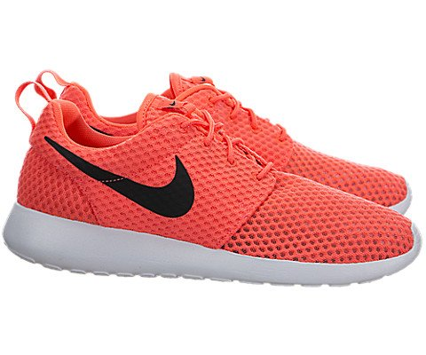 Nike Roshe One BR Breathe Rosherun Grey White Mens Running Casual Shoes Sneakers