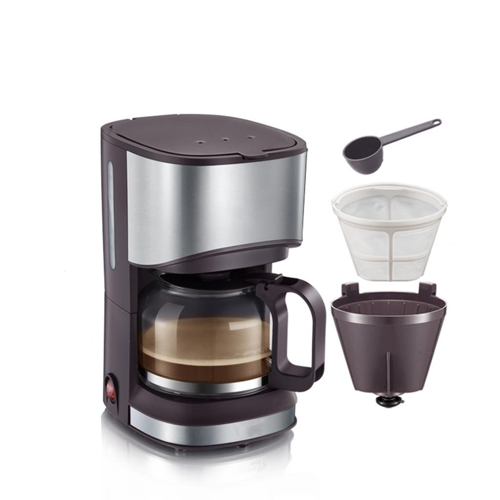KA0FJQI QIUTIAN Cafetera para el hogar Máquina de café Goteo 0.7 ...