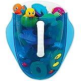 Juguetes para el ba o munchkin letras y n meros beb - Guarda juguetes bano ...
