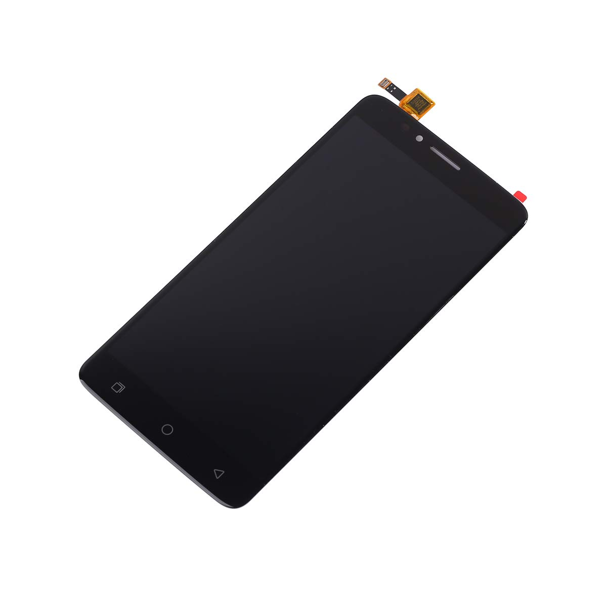 Assembly for Coolpad T-Mobile Revvl Plus (C3701A) LTE 6.0 inch LCD Display Touch Screen Digitizer Glass Panel Complete Full Replacement Black