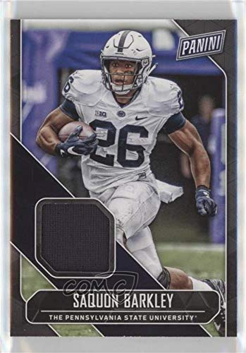 Saquon Barkley (Trading Card) 2018 Panini Father's Day - Memorabilia ()