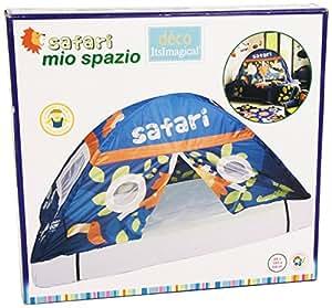 itsImagical - Mio Spazio Safari, tienda plegable cama (Imaginarium 51996)