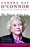 img - for The Majesty of the Law: Reflections of a Supreme Court Justice book / textbook / text book