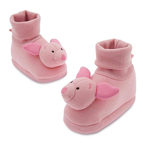 [Disney Store Winnie the Pooh Piglet Baby Costume Dress Up Shoes 0-6 Months] (Baby Piglet Costumes)