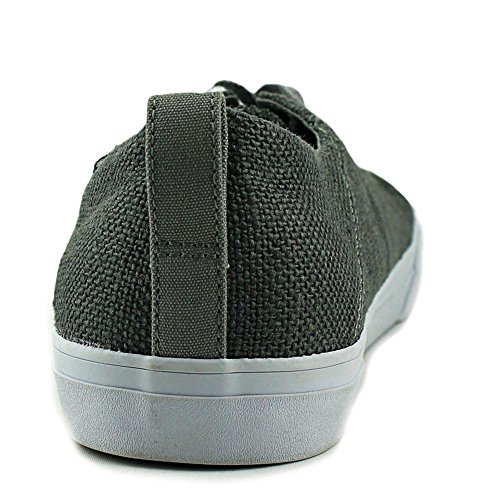Sanuk Mens Staple Sneaker Charcoal Woven