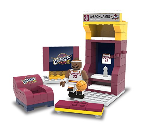 NBA Locker Room (Starter) Set: LeBron James
