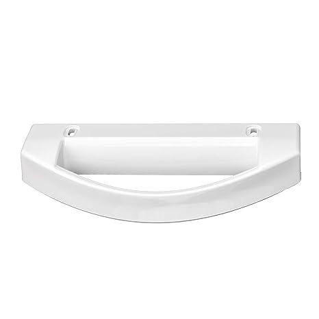 MIRTUX Tirador Compatible para Puerta de Frigorífico AEG y LG ...