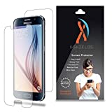 XShields© (5-Pack) Full Body Screen Protectors for Samsung Galaxy S6 (Ultra Clear)