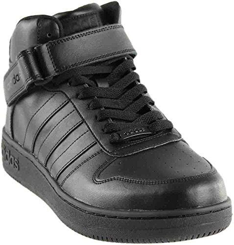 urt Mid Basketball Shoes, Black/Black/Black, (11 M US) ()