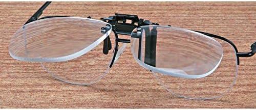 Clip N Flip Magnifying Glasses
