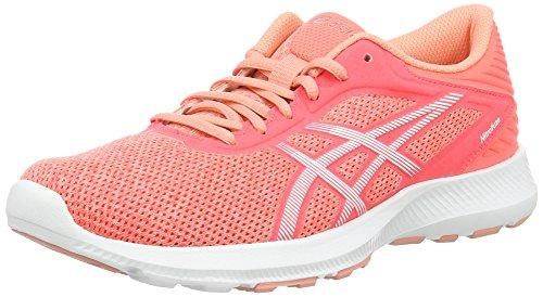 Peach White Asics Gymnastikschuhe Flash Melba Pink blau Coral Einheitsgröße Nitrofuze Damen xnY68qYwBg