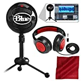 Best Blue Microphones Music Recording Softwares - Blue Snowball Studio USB All-In-One Vocal Recording System Review