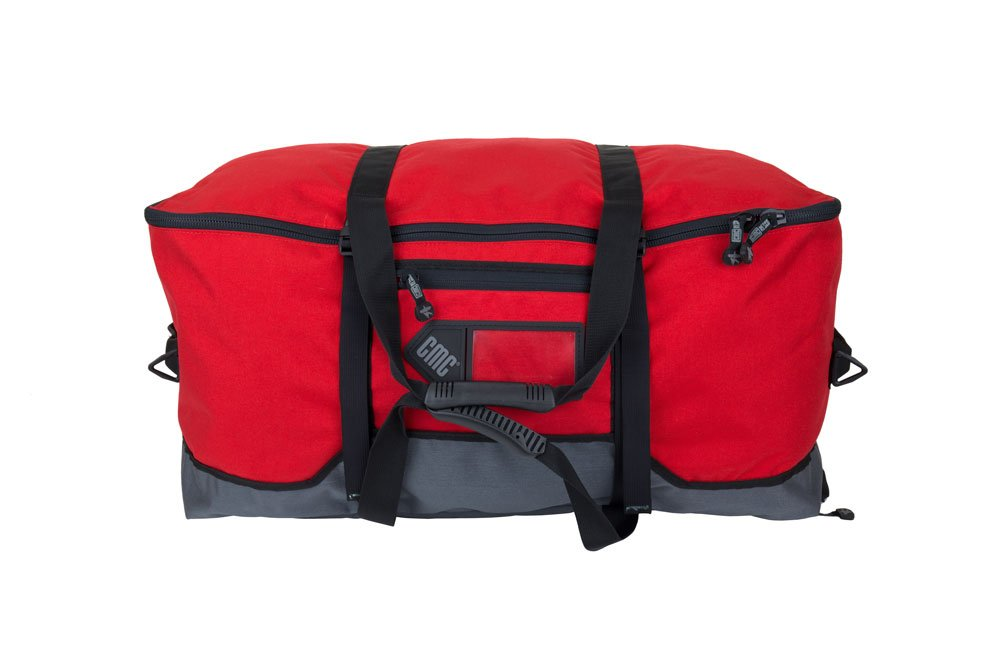 CMC Rescue 440403 GEAR BAG SHASTA RED by CMC
