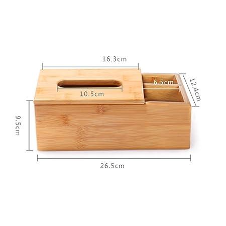 MDD Estante, estantería de madera Caja de almacenamiento de ...