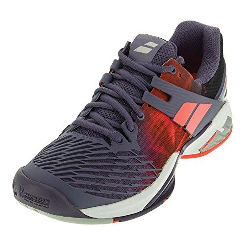 Babolat Propulse Fury All Court Women's Tennis Shoe,Purple Pink/ Violet Rose/ Lila Rosa